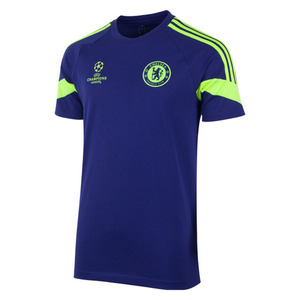 [해외][Order] 14-15 Chelsea(CFC)  UCL (UEFA Champions League) Training Shirt - Core Blue