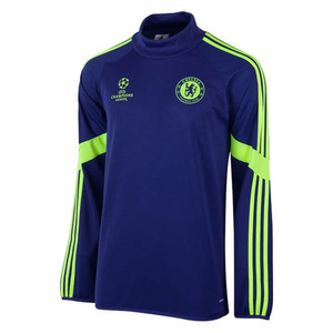 [해외][Order] 14-15 Chelsea(CFC)  UCL (UEFA Champions League) Training Top - Core Blue