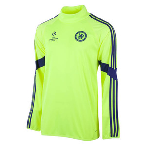 [해외][Order] 14-15 Chelsea(CFC)  UCL (UEFA Champions League) Training Top - Electricity