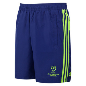 [해외][Order] 14-15 Chelsea(CFC) UCL (UEFA Champions League) Training Woven Shorts - Core Blue
