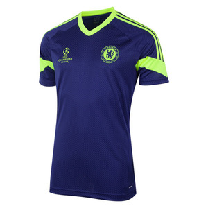 [해외][Order] 14-15 Chelsea(CFC)  UCL (UEFA Champions League) Boys Training Jersey (Core Blue) - KIDS