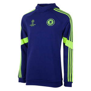 [해외][Order] 14-15 Chelsea(CFC)  UCL (UEFA Champions League) Boys Training Sweat Top (Core Blue) - KIDS