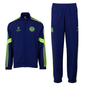 [해외][Order] 14-15 Chelsea(CFC)  UCL (UEFA Champions League) Boys Training Presentation Suit (Core Blue) - KIDS
