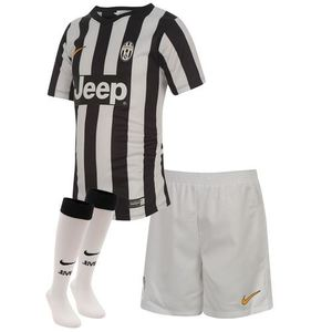 [해외][Order] 14-15 Juventus Home Little Boys Mini Kit