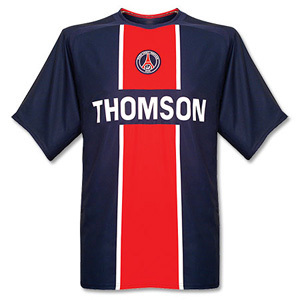 05-06 Paris Saint Germain Home S/S