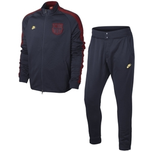 [Order] 14-15 Barcelona N98 Covert Warmup Tracksuit - Navy