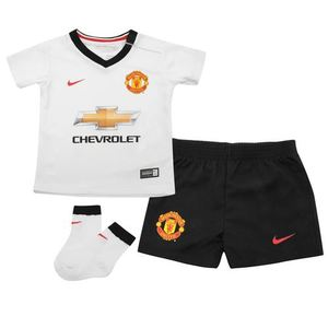 [해외][Order] 14-15 Manchester United Away Baby Kit - INFANT