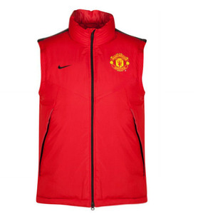 [해외][Order] 14-15 Manchester United Core Padded Vest - Red