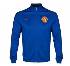 [해외][Order] 14-15 Manchester United N98 Authentic Jacket - Blue