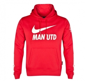 [해외][Order] 14-15 Manchester United Boys Core Hoody (Red) - KIDS