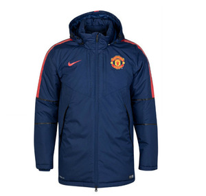 [해외][Order] 14-15 Manchester United Medium Fill Jacket - Navy