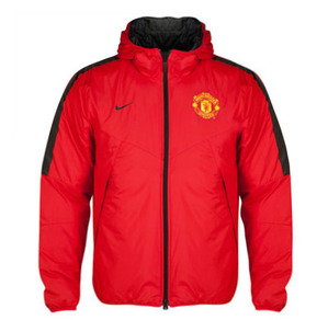 [해외][Order] 14-15 Manchester United Core Padded Jacket - Red