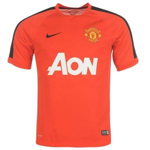 [해외][Order] 14-15 Manchester United Boys Training Jersey (Red) - KIDS
