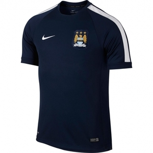 [해외][Order] 14-15 Manchester City Boys Training Shirt (Navy) - KIDS