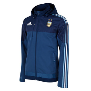 [해외][Order] 15-16 Argentina (AFA) Training Travel Jacket - Navy