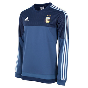 [해외][Order] 15-16 Argentina (AFA) Training Sweat Top - Navy