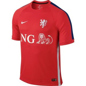 [해외][Order] 15-16 Netherlands (Holland/KNVB) Training Shirt - Red