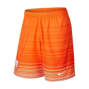 [해외][Order] 15-16 Netherlands (Holland/KNVB) Away Shorts (Orange) - KIDS