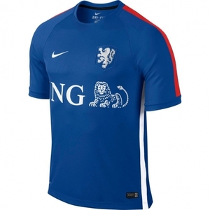 [해외][Order] 15-16 Netherlands (Holland/KNVB) Training Shirt - Blue