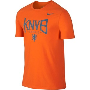 [해외][Order] 15-16 Netherlands (Holland/KNVB) Core Plus Tee - Orange