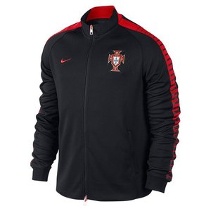 [해외][Order] 15-16 Portugal(FPF) Nike Authentic N98 Jacket - Black