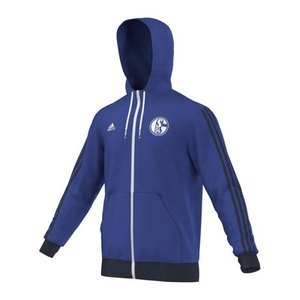 [Order] 14-15 Schalke 04 Hooded Top - Blue
