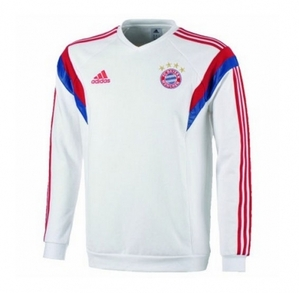 [Order] 14-15 Bayern Munchen Sweat Top  - White