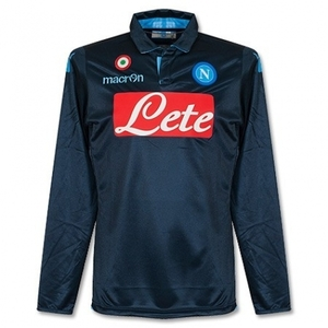 [Order] 14-15 Napoli Home GK Authentic - KIDS
