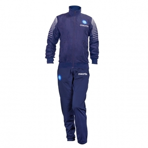 [Order] 14-15 Napoli Official Microfibre Tracksuit - Navy