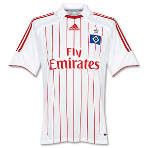 08-09 Hamburg SV Home
