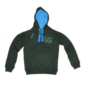 [Order] 14-15 Napoli Hooded Top (Green) - KIDS