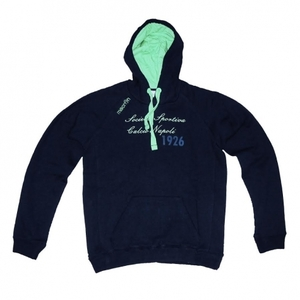 [Order] 14-15 Napoli Hooded Top (Navy) - KIDS