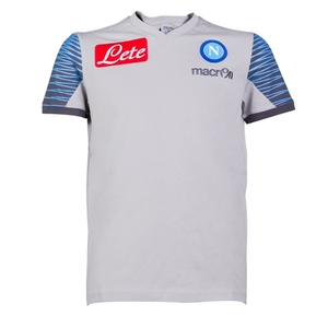 [Order] 14-15 Napoli Official T-Shirt - Light Grey