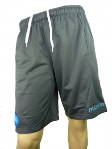[Order] 14-15 Napoli Official Bermuda Shorts - Grey