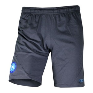 [Order] 14-15 Napoli Official Polyester Shorts - Grey