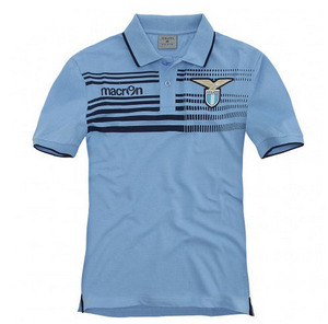 [Order] 14-15 Lazio Official Cotton Polo Shirt - Blue