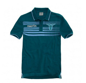[Order] 14-15 Lazio Official Cotton Polo Shirt - Green