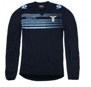 [Order] 14-15 Lazio Official LS Training Jersey - Navy
