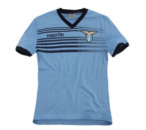 [Order] 14-15 Lazio Official Cotton T-Shirt - Blue