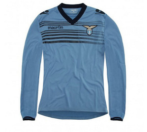 [Order] 14-15 Lazio Official LS Training Jersey - Blue