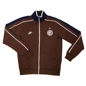 08-09 Inter Milan Full Zip Jacket