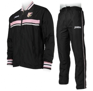 [Order] 14-15 Palermo Microfibre Tracksuit - Black