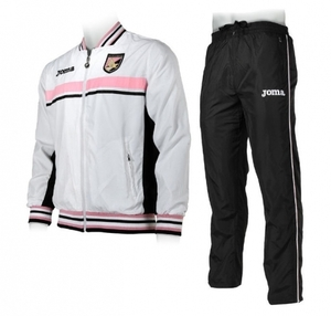 [Order] 14-15 Palermo Microfibre Tracksuit - White
