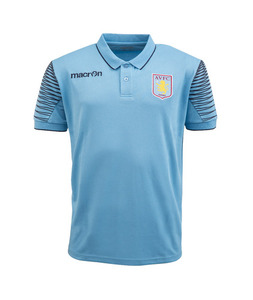 [해외][Order] 14-15 Aston Villa Polo Shirt - Blue