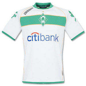 08-09 Werder Bremen Home (Authentic)