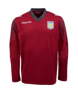 [해외][Order] 14-15 Aston Villa Sweat Top - Claret