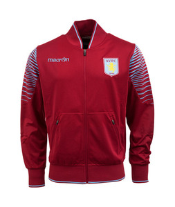 [해외][Order] 14-15 Aston Villa Anthem Jacket - Claret