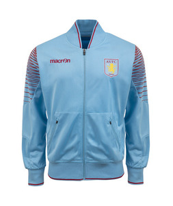 [해외][Order] 14-15 Aston Villa Anthem Jacket - Blue