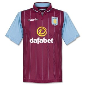 [해외][Order] 14-15 Aston Villa Home - KIDS