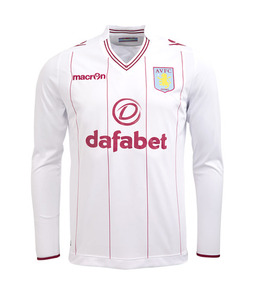 [해외][Order] 14-15 Aston Villa Away L/S